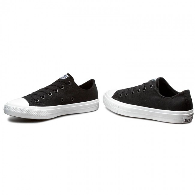 Sneakers 2016 winter white Ii Converse Fall Chaussures 150149c Ct Ox Baskets Basses Femme Black navy Yb6gyf7