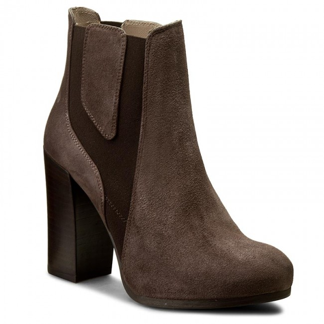 Bottines Fall 2016 Bottes Suede Ks Litos Greige Autres Et Unisa winter Femme Kid rQtsChd