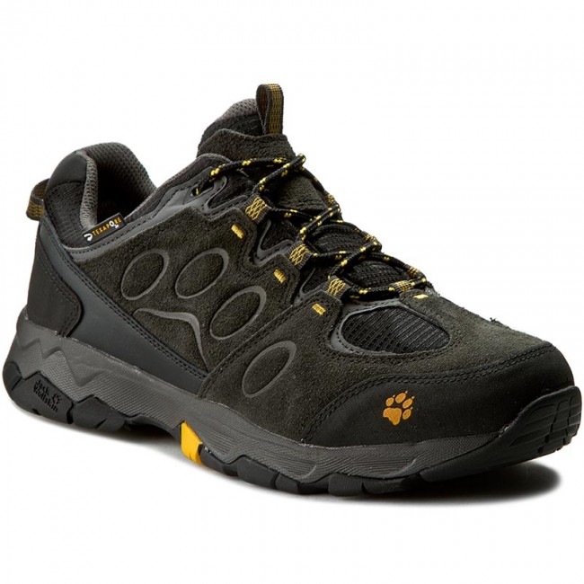 Burly Chaussures MTN Attack WOLFSKIN Attack 5 MTN de 4017581 Texapore trekking JACK M Low Oq6pTOH