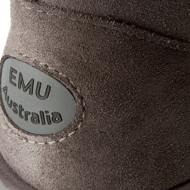 Charcoal Emu W10771 Chaussures Lo Paterson 2016 Australia WE29YbIeDH