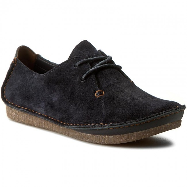Janey Basses 261219144 Chaussures Clarks Navy Suede Mae GqzMUVpS