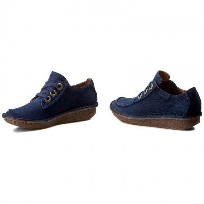 Navy Clarks Dream 261237514 Funny Basses Chaussures eDbY2IW9EH