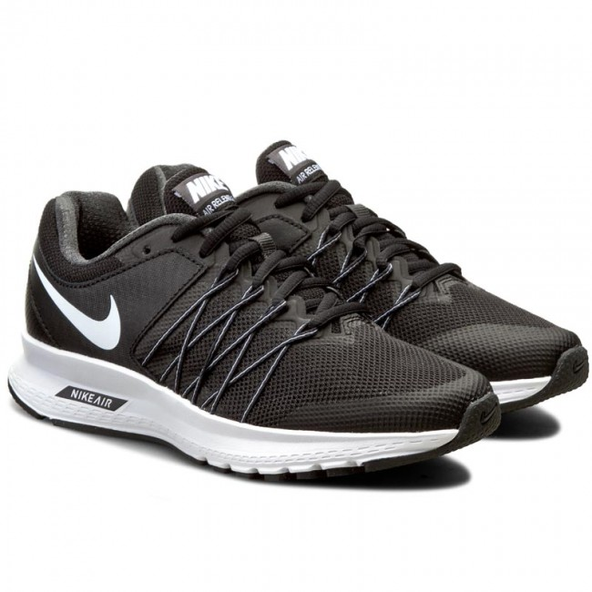 Chaussures NIKE Air Relentless 6 843882 001 BlackWhiteAnthracite