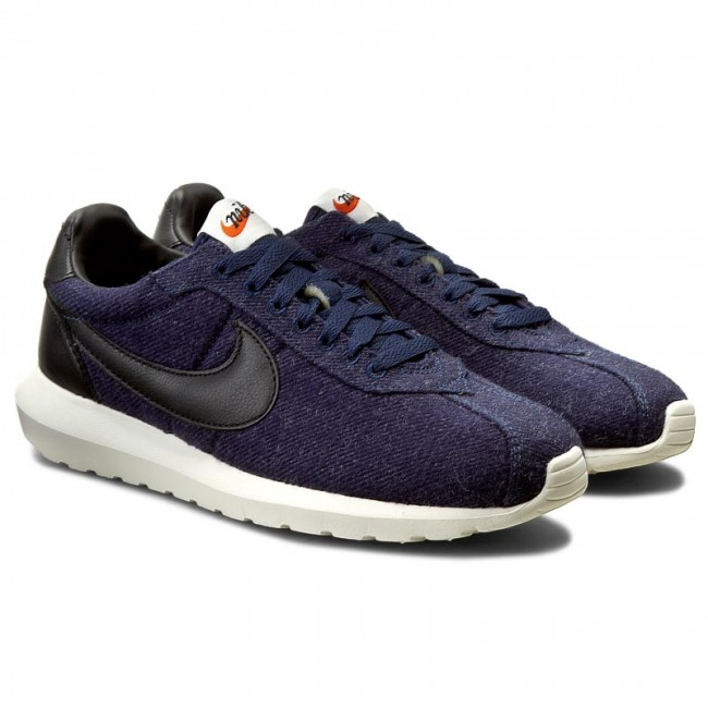 Chaussures NIKE - - Roshe LD-1000 844266 400 Obsidian/Black/Sail/Black - NIKE Sneakers - Chaussures basses - Homme 9a15f9