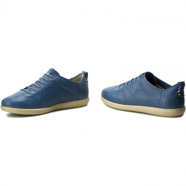 Chaussures Do basses GEOX - D New Do Chaussures A D724NA 00085 C4008 Denim - Plates - Chaussures basses - Femme 8bb850