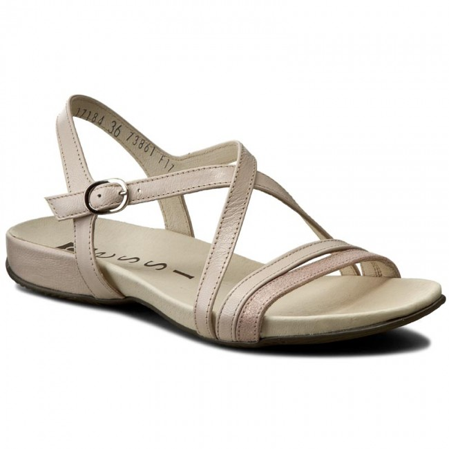 17184 Nessi Beige D Sandales vfYb76gy