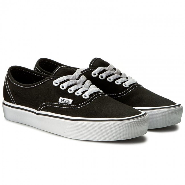 Tennis VANS Authentic Lite VN0A2Z5J187 (Canvas) BlackWhite