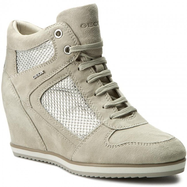 Geox 021gn Sneakers B D7254b C1008 D Illusion Ivory g7fYb6y