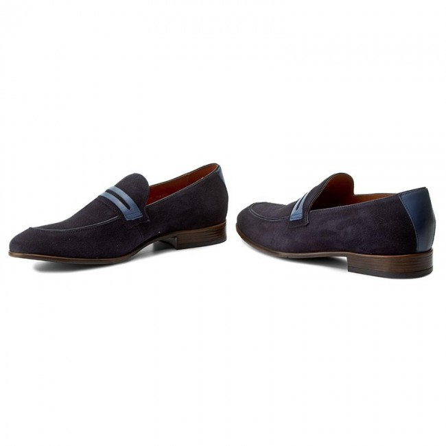 Mocassins Gino Rossi Chiasso Mwv875-v10-0063-0134-0 95/59 Chaussures Basses Homme Spring/summer 2018