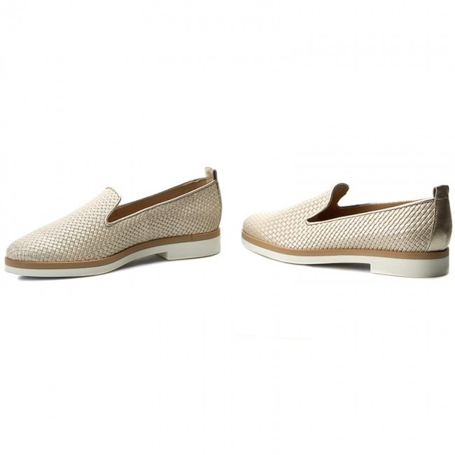 D725ah Loafers D Kremowy Janalee Geox H 047nf C1008 CdsxQrthBo