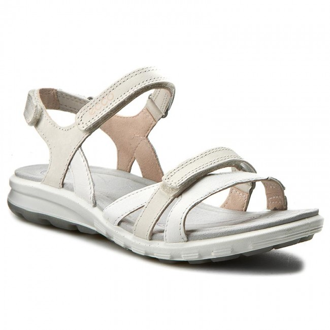 Cruise Sandales Spring 2017 Decontractees White Et gravel 84166358336 Ecco summer Mules Femme ON8w0PXnk