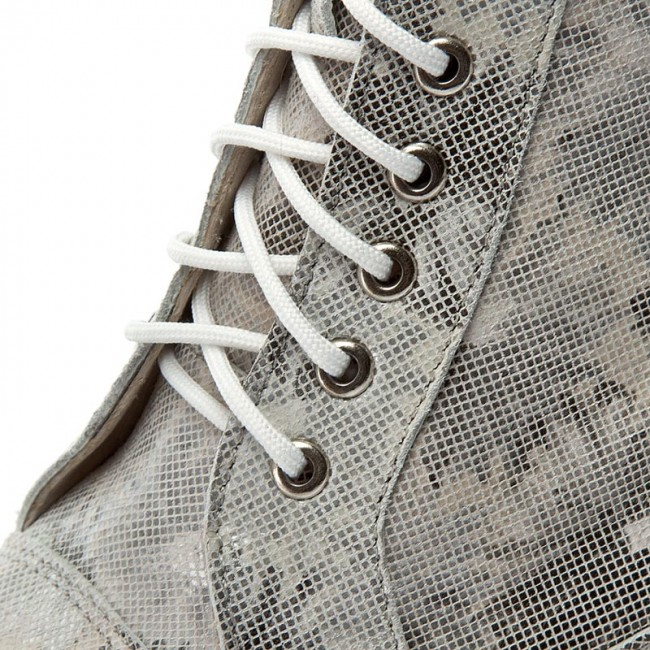 Sneakers OLEKSY - 449/818 Argent Gris - - - Sneakers - Chaussures basses - Femme 656a47
