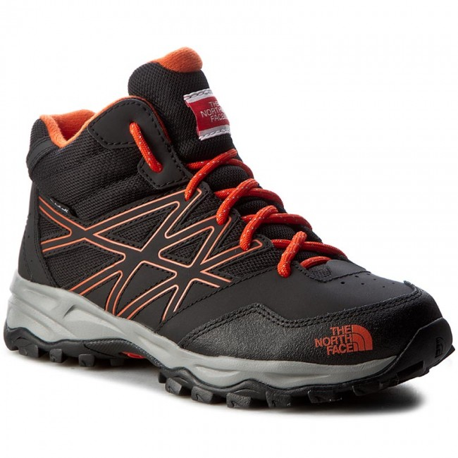 The Hiker mandarin Chaussures North De T0cj8qnmy Tnf Hedgehog Black Trekking Wp Face Mid Red 8OmwvNny0P
