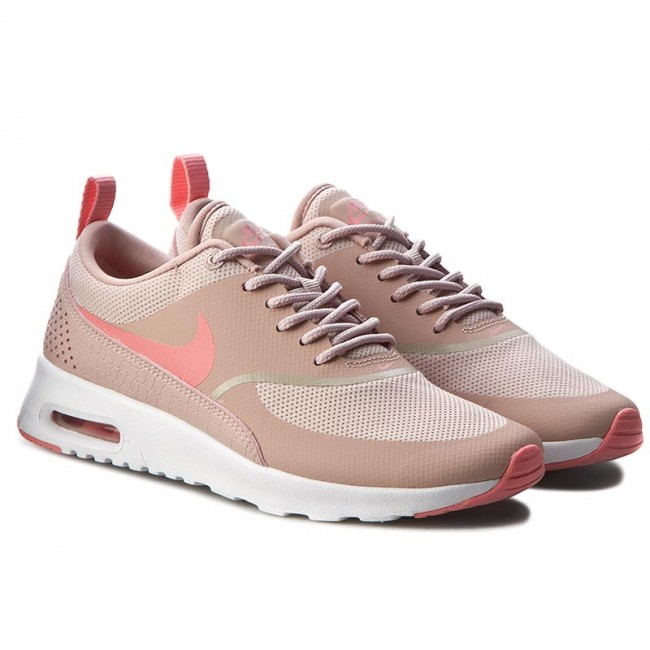 Chaussures NIKE Air Max Thea 599409 610 Pink OxfordBright MelonWhite