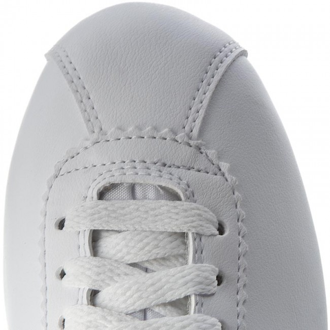 Classic Chaussures Whitevarsity Leather 807471 Cortez Nike 103 UUqarY5x