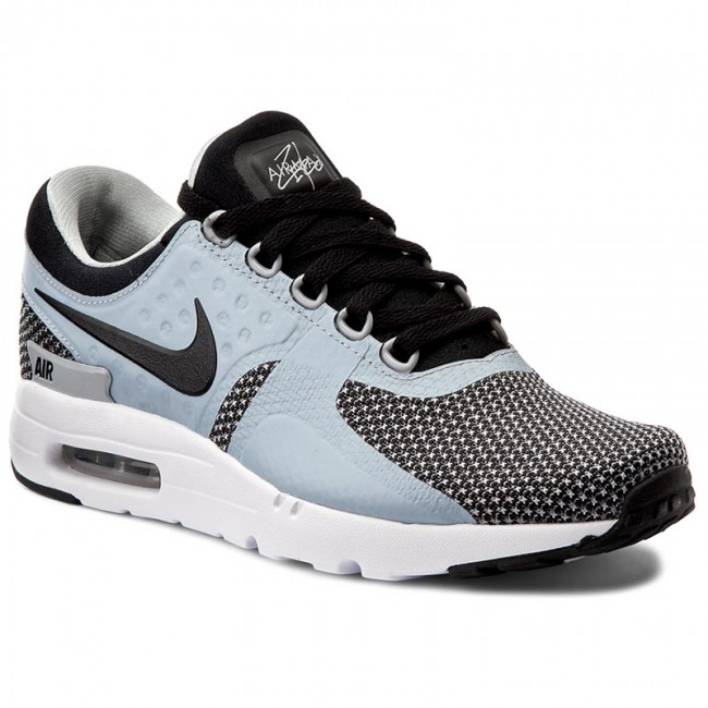 timeless design 2ab65 69b5e Chaussures NIKE - Air Max Zero Essential 876070 002 Black Black Wolf Grey