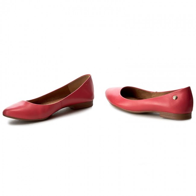 Ballerines 08 Spring summer 02988 Rouge 2019 Chaussures 00 Maciejka 8 Femme Basses g6ymbfI7vY