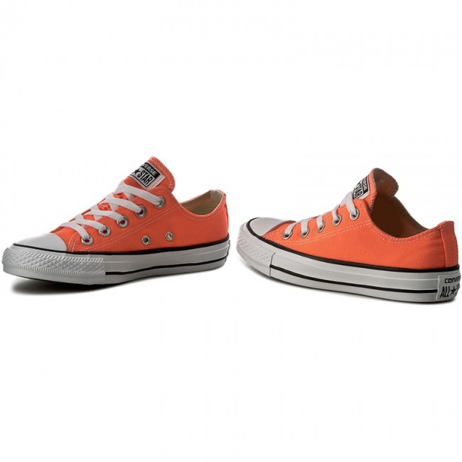 Baskets Chaussures Sneakers Spring Ctas Ox Femme Hyper Orange summer 155736c Basses Converse 2017 kwON0PX8nZ