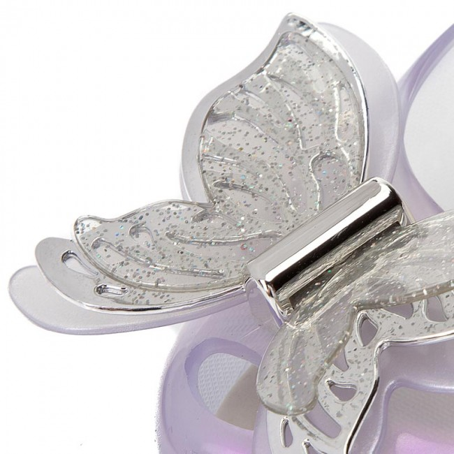 06478 Melissa Lilac 31977 Ultragirl Ad Pearly Fly Ballerines 9IWDbeE2HY