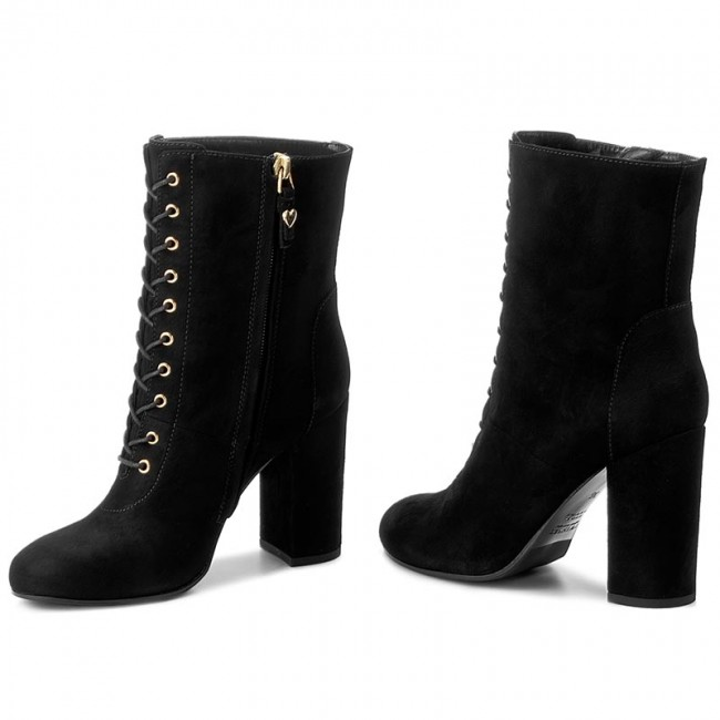 Bottines Twinset Ca7pa5 Tronchetto Nero 00006 b7IyYf6gv