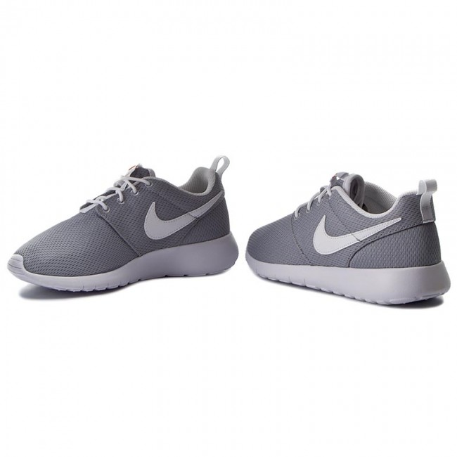 Roshe Spring Femme Grey Nike safety 2017 white summer Chaussures Sneakers Wolf Orange Basses q1 Onegs599728 038 dCQxBtshr