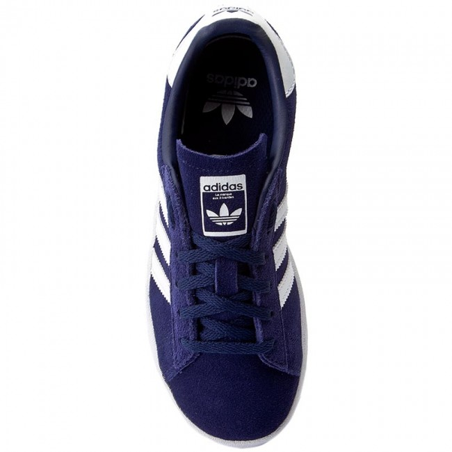Enfant C Adidas 2018 Campus By9593 winter Chaussures ftwwht Dkblue ftwwht Lacets Fall a Fille Basses q3 8nvmwN0O