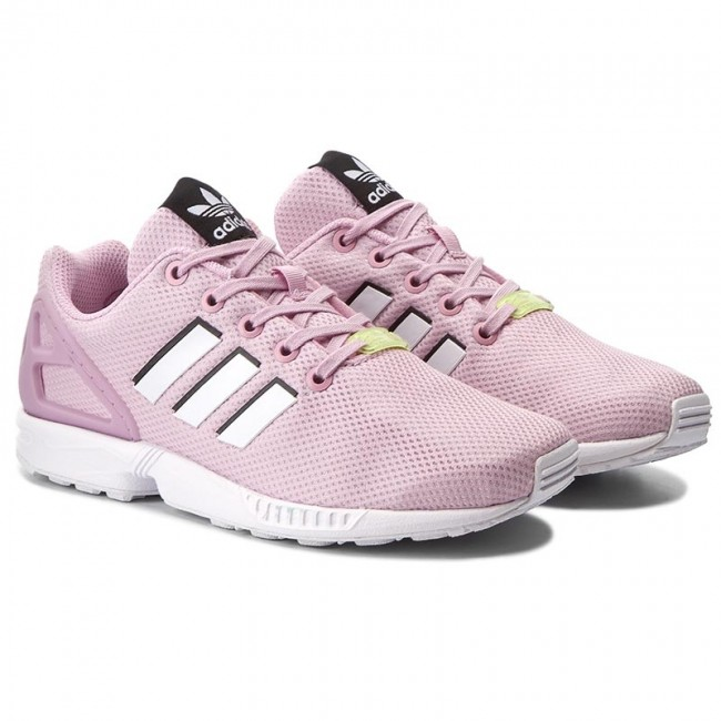 Chaussures adidas Zx Flux J BY9826 FropnkFtwwhtFtwwht