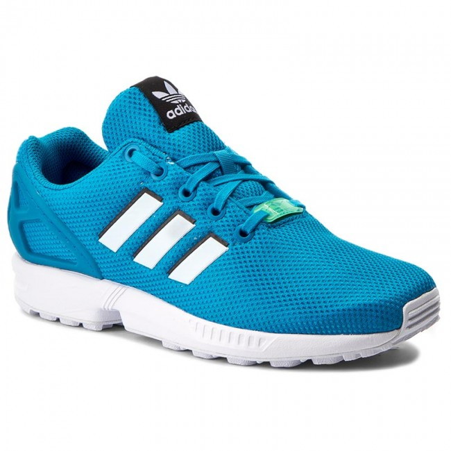 Femme By9825 Adidas 2017 Chaussures Fall Zx winter q3 Flux J Sneakers ftwwht Boaqua Basses ftwwht rCeoxdBW