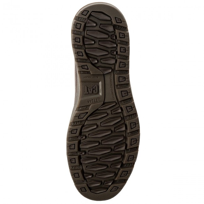 Caterpillar P721586 Bottes Bottes Ryker Baked fb6yvY7g