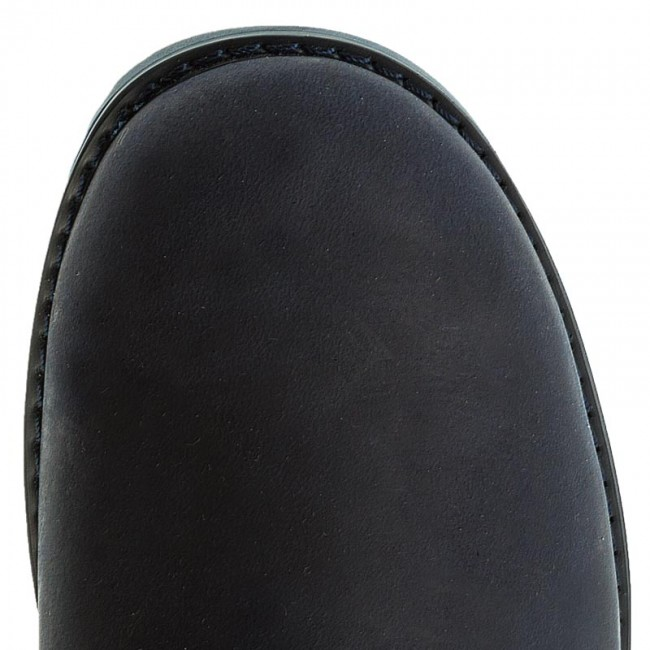 Midnight Classic Leather Emu Australia W11620 Paterson Lo Chaussures 2WEDIHY9