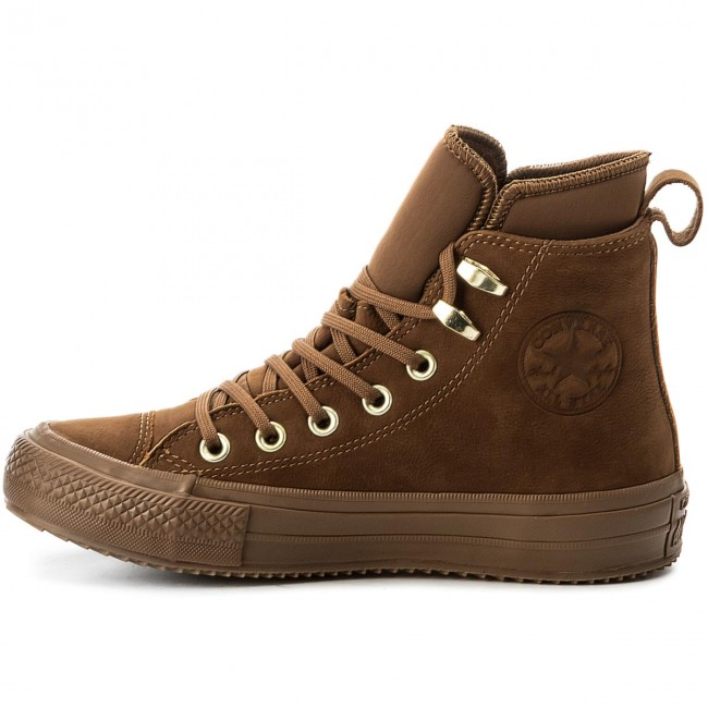 Brown brown 557946c Hi Converse Ctas brass Sneakers Wp Boot 8nOvNym0w
