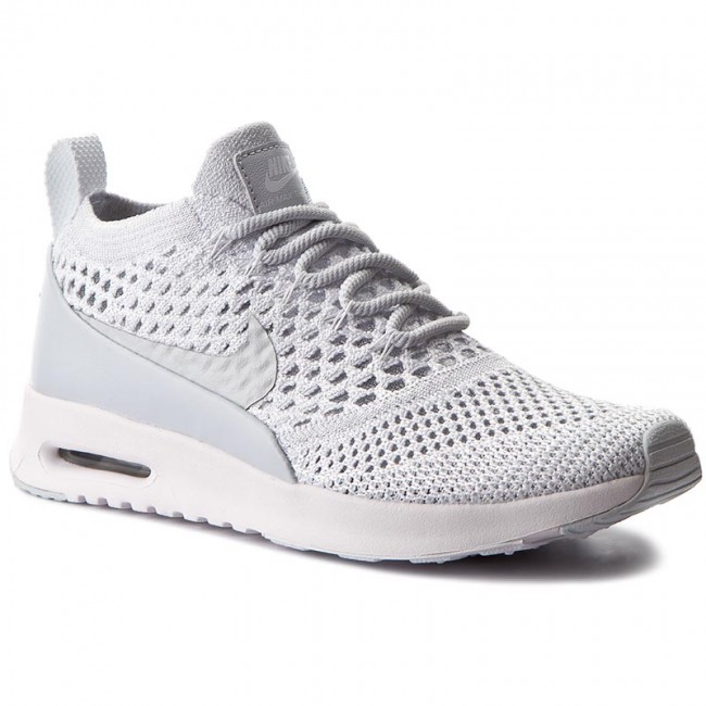 new products afa72 a861f Chaussures NIKE - Air Max Thea Ultra Fk 881175 002 Pure Platinum Pure  Platinum