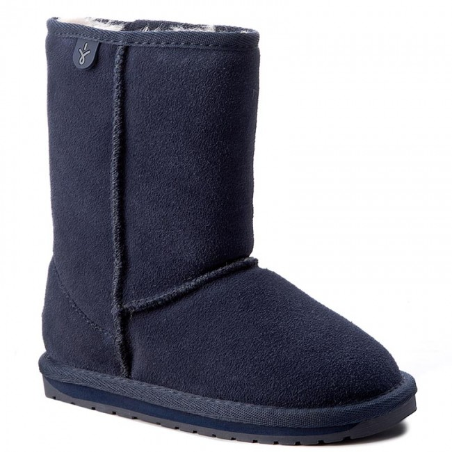 Chaussures Wallaby Australia Lo K10102 Emu Midnight drxeQBoCW