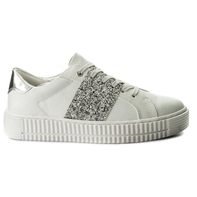 Marco Comb Spring 23719 summer White Basses 197 2 30 Sneakers Femme 2018 Tozzi Chaussures y8nvmwON0
