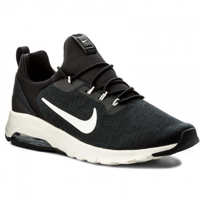 Chaussures NIKE Air Max Motion Racer 916771 001 BlackSailAnthracite