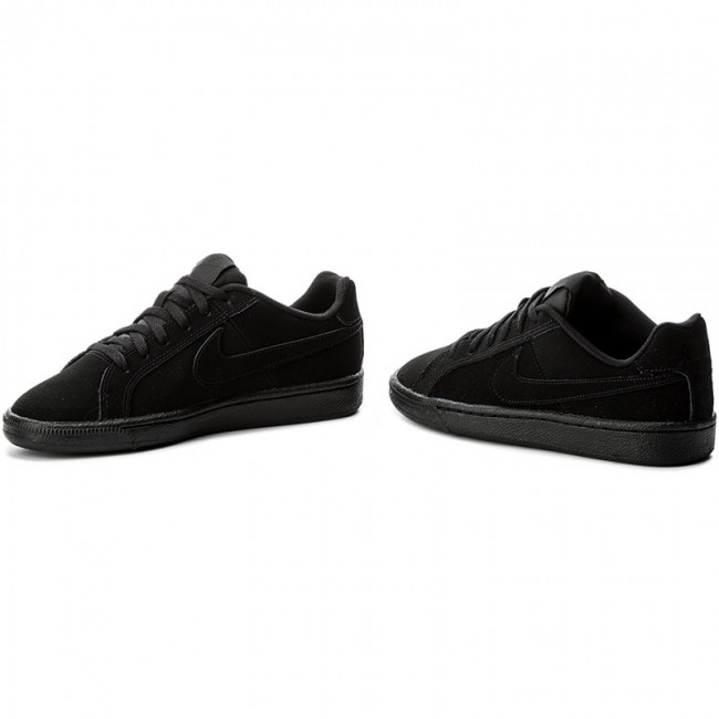 Chaussures Spring q2 Basses Black Femme Royale black Sneakers summer 2019 833535 Nike 001 Court hosrxdQtBC