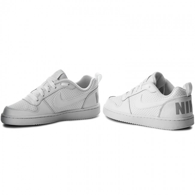 Basses Lowgs839985 white Chaussures Nike 2019 100 Sneakers Spring Femme q2 Court white summer Borough White SMVGLpqUz