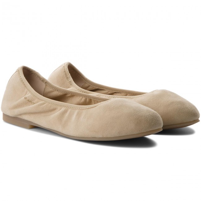 Ballerines - GANT - Molly 16513517 Sand G25 - Ballerines Ballerines - Chaussures basses - Femme 0908cd