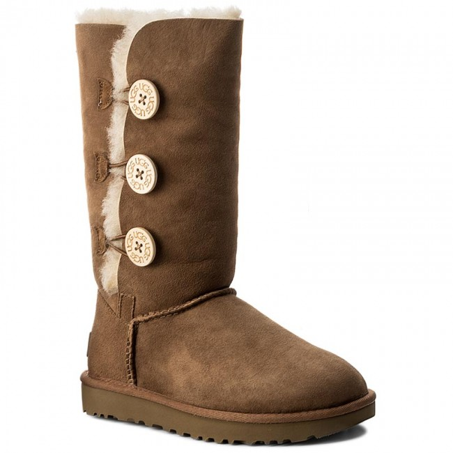 Chaussures Bottes Button Autres Fall Et winter Ugg che Bailey Ii 1016227 2018 Femme W Triplet W Iy6gYvfb7m