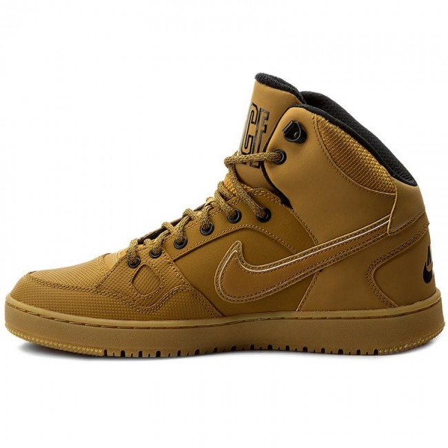Chaussures NIKE Son Of Force Mid Winter 807242 770 WheatWheatBlack