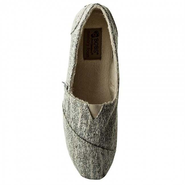 Bobs nat Pearls Diamondsamp; Natural Basses Skechers Chaussures 33913 KJTlF1c