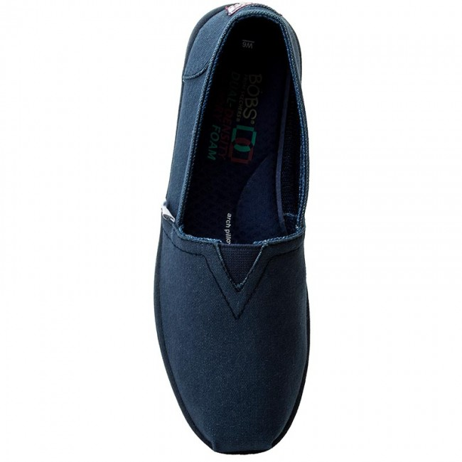 Spring Basses Femme Spring 2017 Plates summer Bobs Step nvy Skechers Navy Chaussures 34041 A4jq5R3L