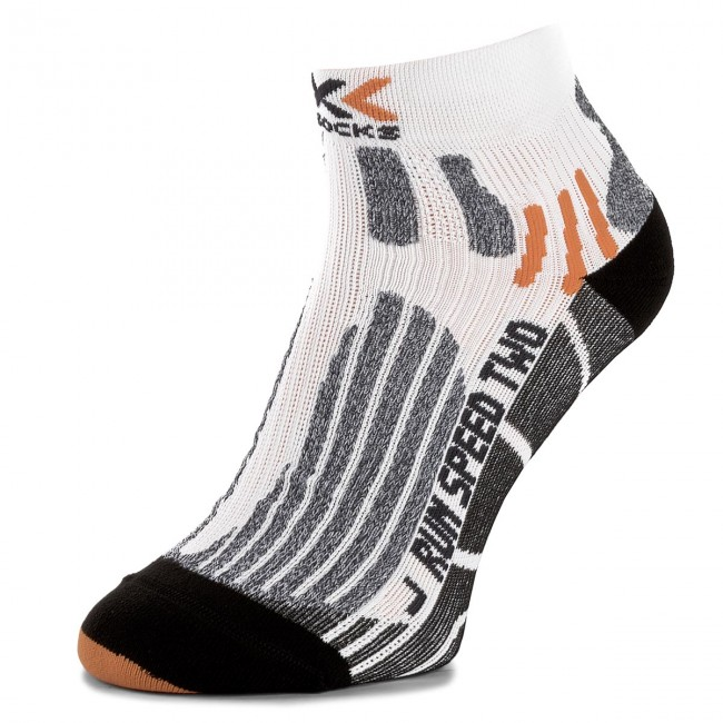 Textiles Chaussettes Hautes Femme X X020432 W030 socks Speed Two Running winter 2017 Unisex Montantes Accessoires Fall n8Pk0wO