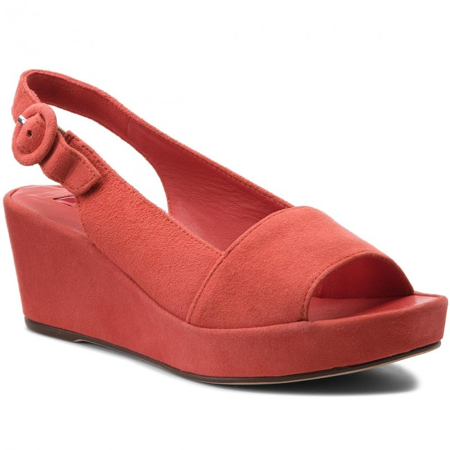Sandales Red 5 Compensees summer gl 2018 103202 8900 Spring Mules Et Femme H PTOkZiuwX