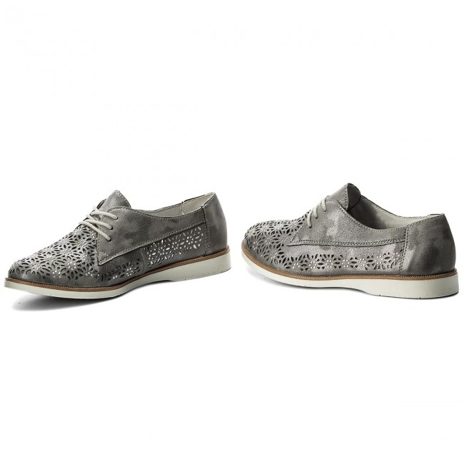 Remonte By 42 Combination Chaussures Basses R0404 Grey Rieker 8nwOvmN0
