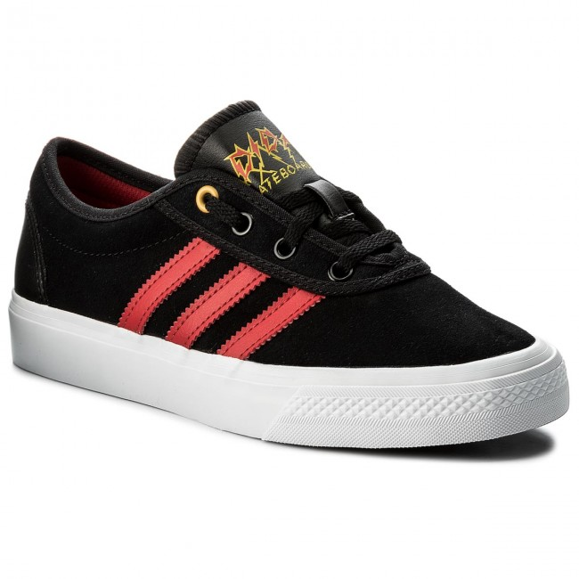Adidas Femme Db0404 Cblack Spring Sneakers Chaussures scarle Basses Adi ease ftwwht 2018 summer q1 4AR5Lc3jq