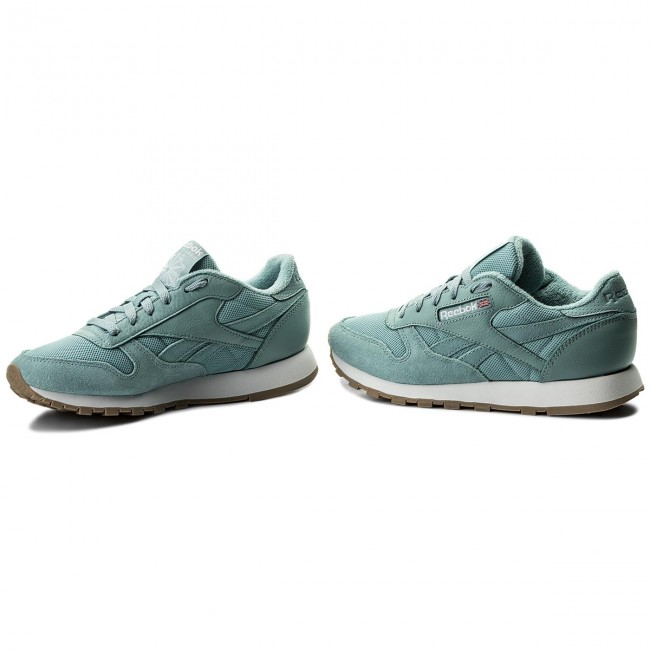 Chaussures Whisper Teal Reebok Estl Leather Bs9724 Cl white xdQWCBero