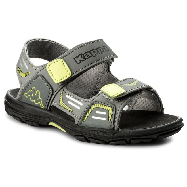 Enfant Gar lime Kappa 260594k 2019 Pure 1633 K Grey on summer Et Sandales Spring Mules 354jLSARqc