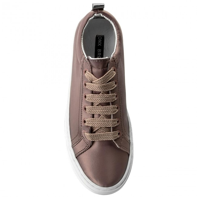Bronx 1697 Fall 2017 winter ab Bx Basses Femme 425 Sneakers 66045 Dusty Chaussures Pink O8wnPXN0k