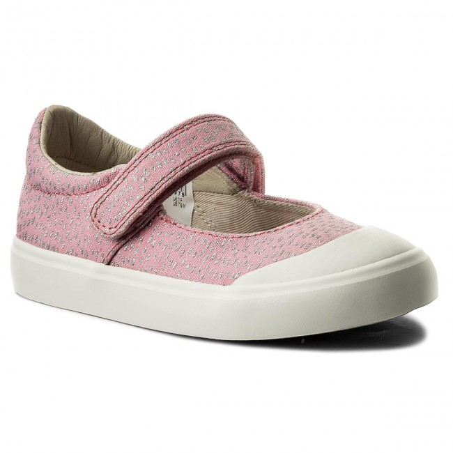 Enfant Chaussures Clarks Comic Pink 2018 summer Spring Buzz Fille Scratch Basses 261328586 Baby Fermeture sQthrdC